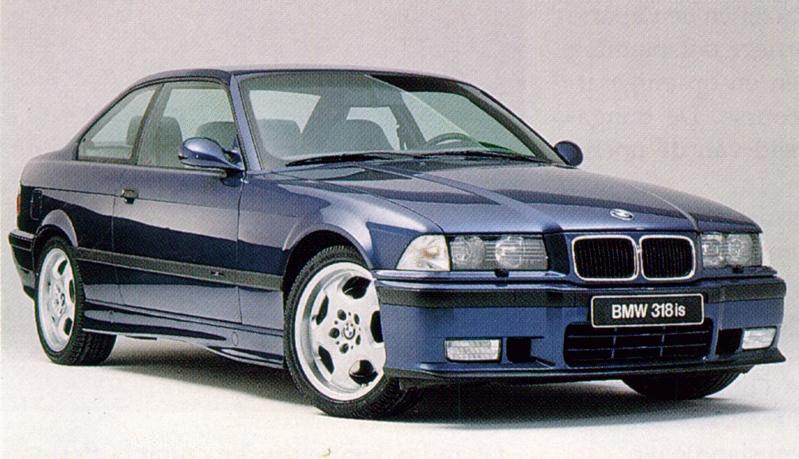 bmw heaven specification database specifications for bmw 318is e36 coupe 1992 1998. Black Bedroom Furniture Sets. Home Design Ideas