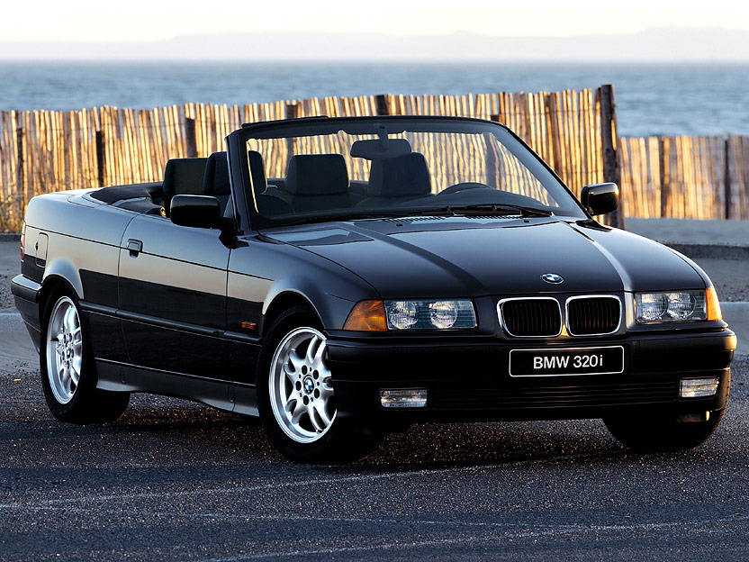 bmw heaven specification database specifications for bmw 318i e36 cabrio 1994 2000. Black Bedroom Furniture Sets. Home Design Ideas