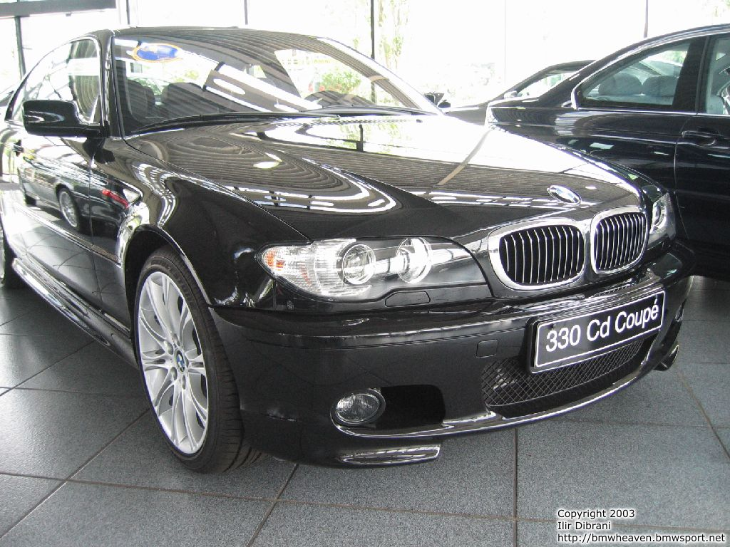 BMW 325Ci E46 LCI Coupe (2003-2007)