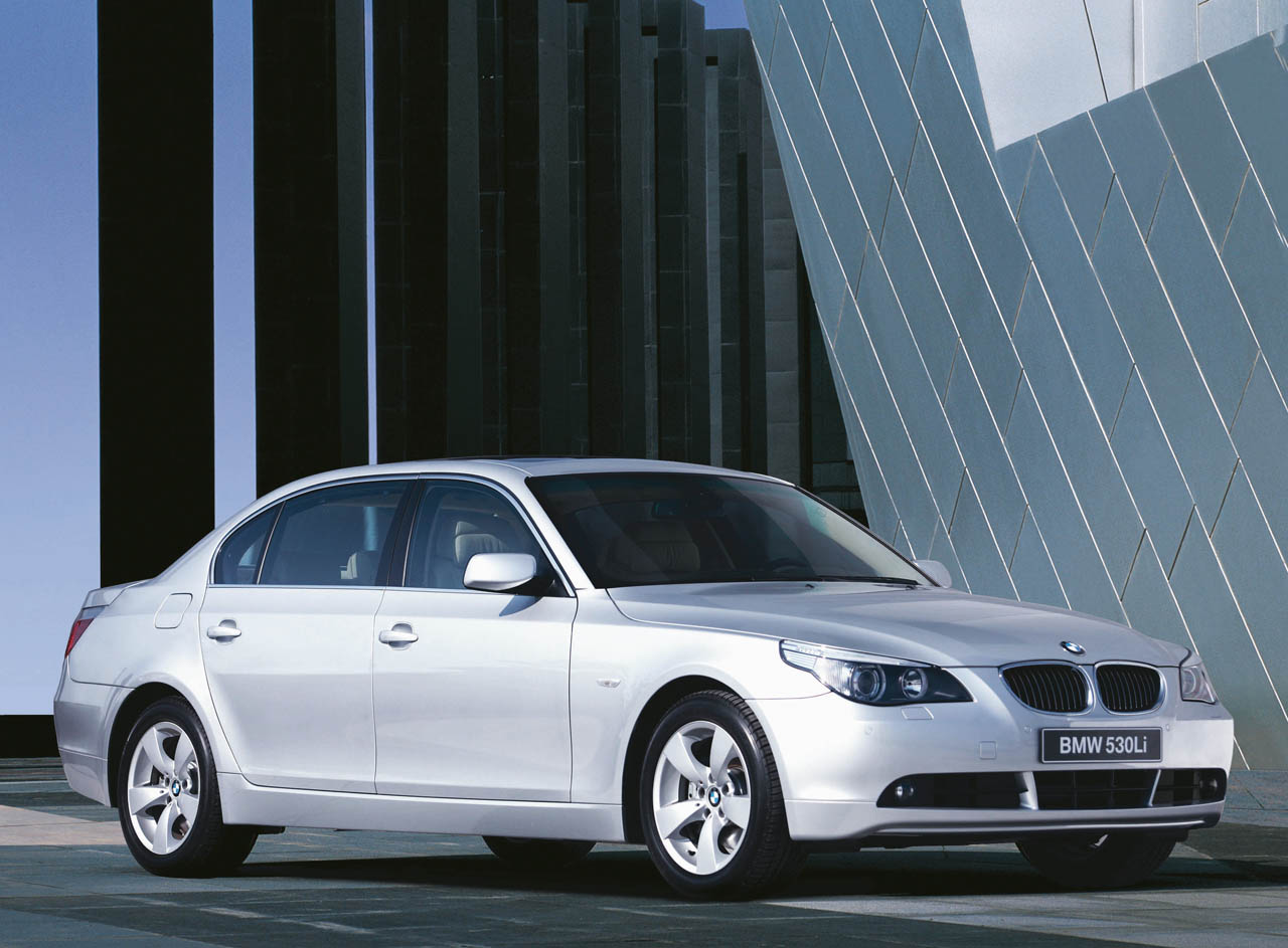 The new BMW 5 Series Long
