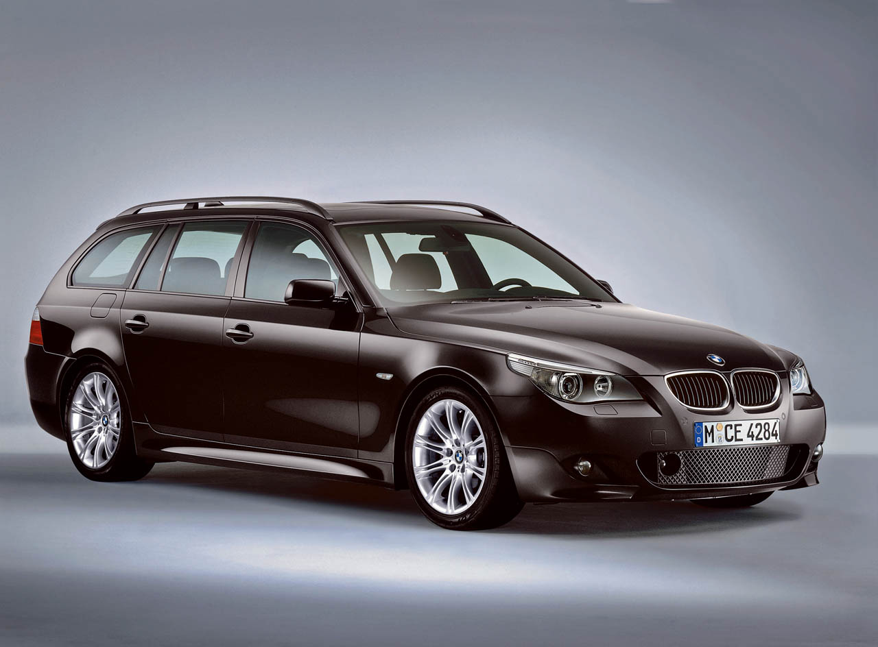 bmw heaven specification database specifications for bmw 520d e61 touring 2005 2007. Black Bedroom Furniture Sets. Home Design Ideas