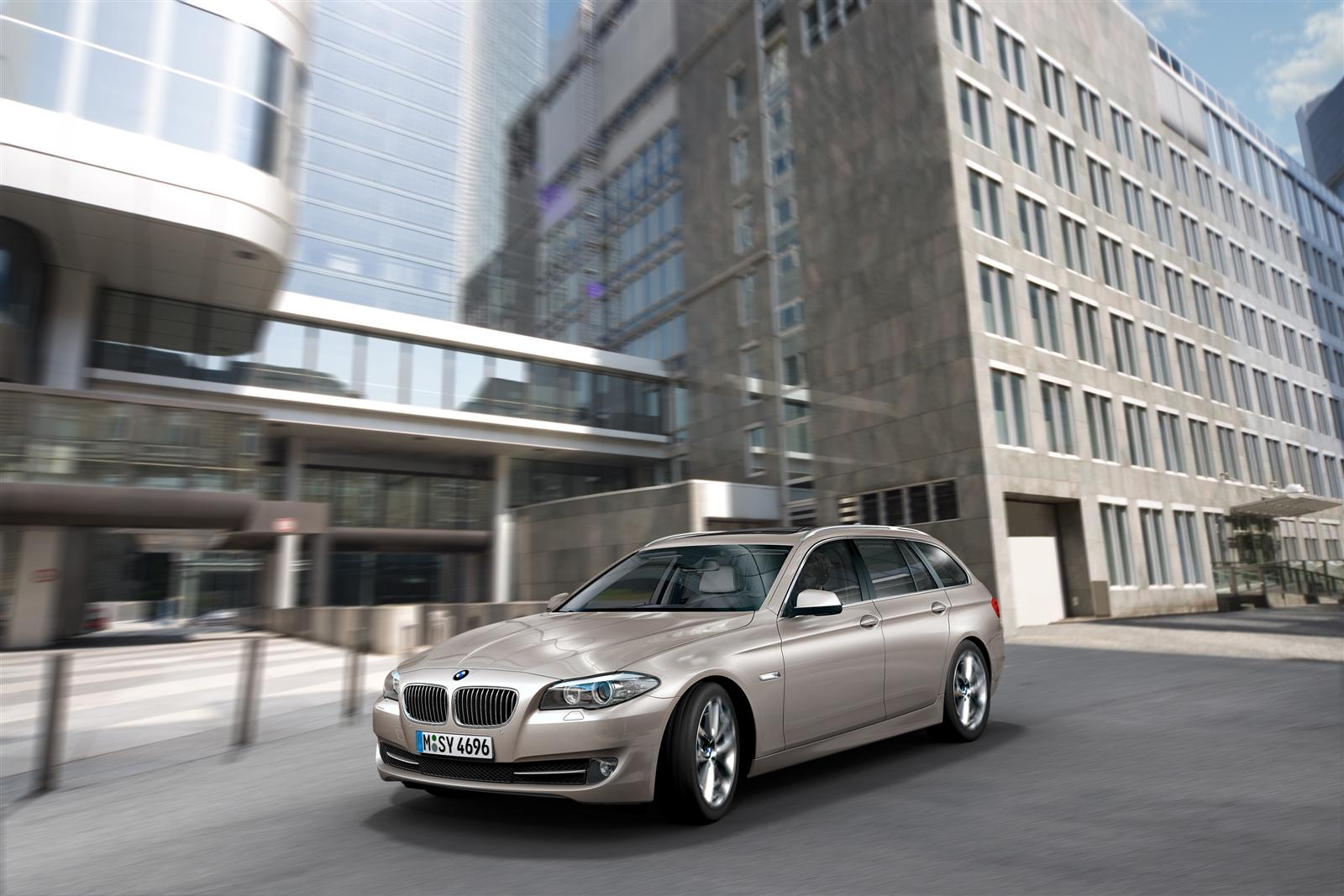 function (BMW 520d),