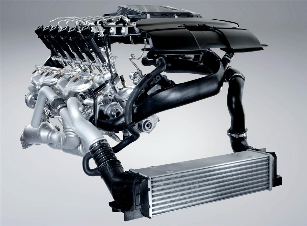 BMW officially announces new N54 Turbo Engine [