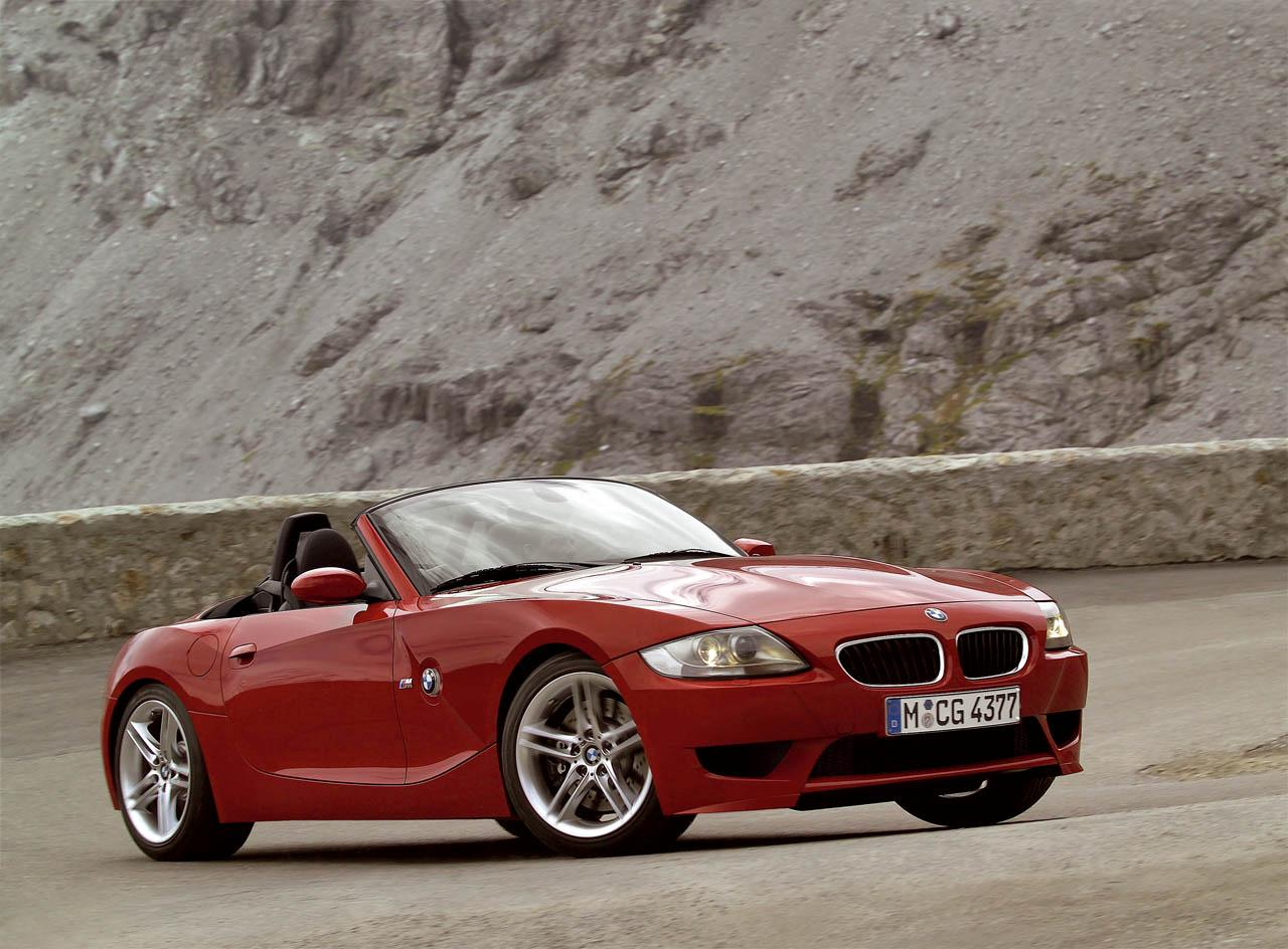 the new BMW Z4 M Roadster