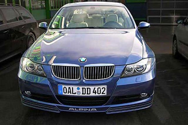 Alpina 3 Series. Tuning - Alpina - 3 series