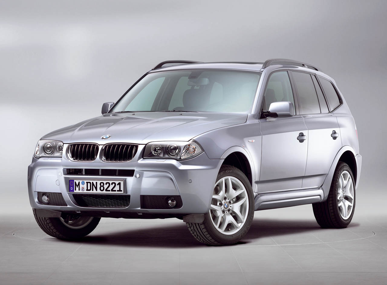 BMW X3 3.0d Automatic car wallpaper and price review