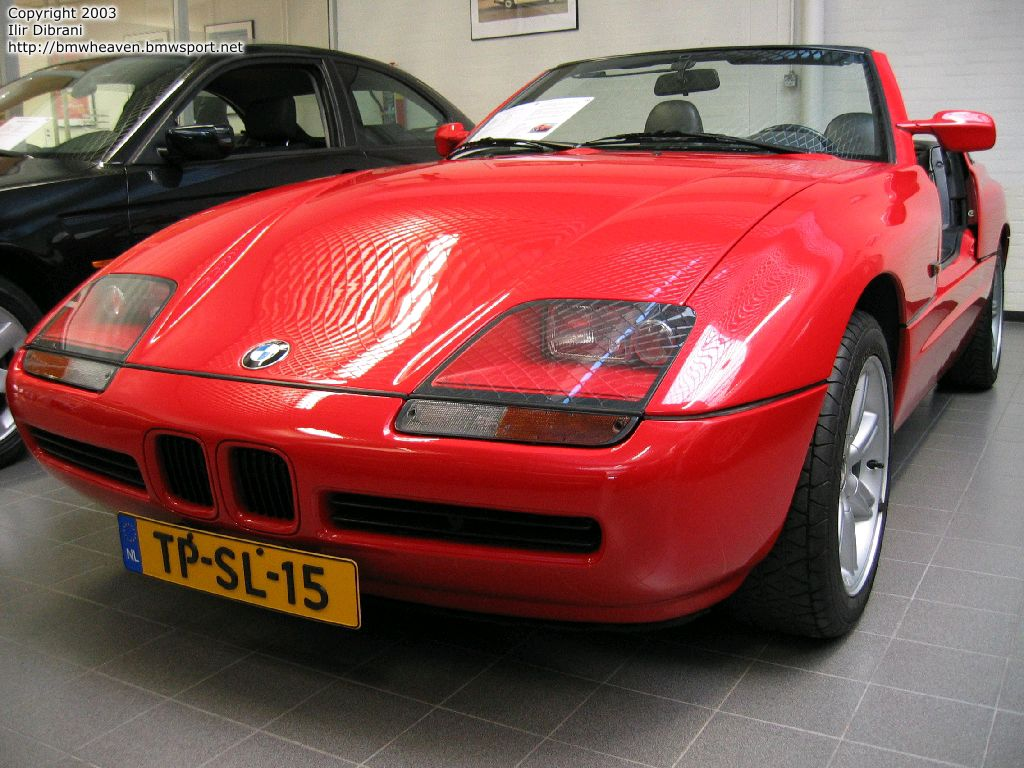 bmw heaven specification database specifications for bmw z1 e30 roadster 1988 1991. Black Bedroom Furniture Sets. Home Design Ideas