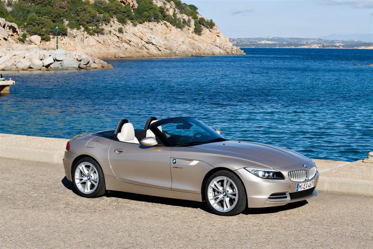 2010 BMW Z4 sDrive35is M-DCT