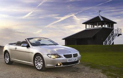 ... Database | Specifications for BMW 645Ci E64 cabrio (2004-2007