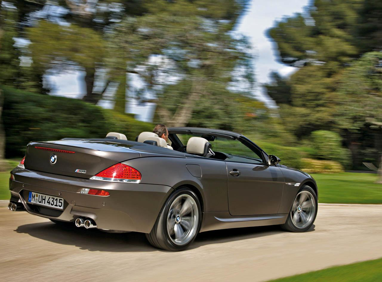 M6 Cabrio E64 2006 Bmw Fuse Box Last But Certainly Not Least The Convertible Also Reveals Its Supreme Qualities In Fast Relaxed Motoring Other Words Driver