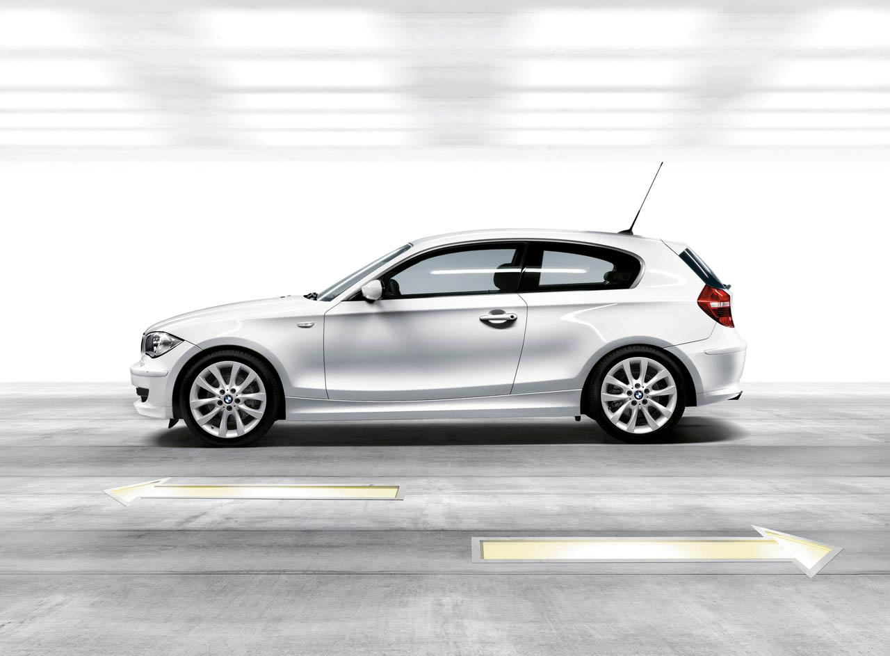 1series_3door_arrows_side introducing the new generation of the bmw 1 series