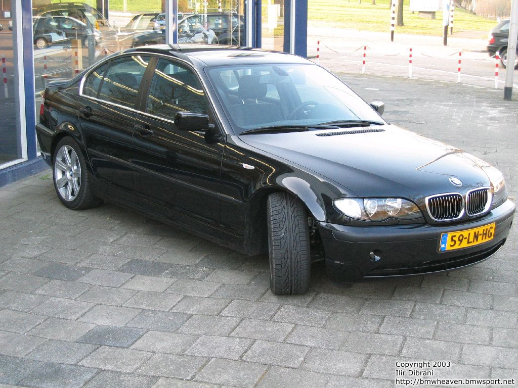 bmw heaven specification database specifications for bmw 320i e46 lci sedan 2001 2005. Black Bedroom Furniture Sets. Home Design Ideas
