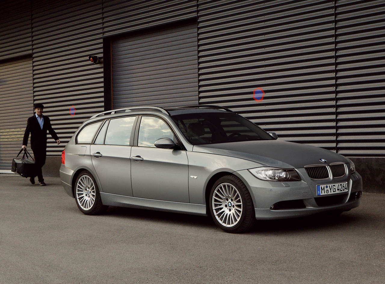 BMW Heaven Specification Database | Specifications for BMW 320d E91 ...