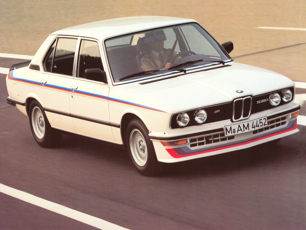 Bmw Heaven Specification Database Specifications For M535i E12 5 Series