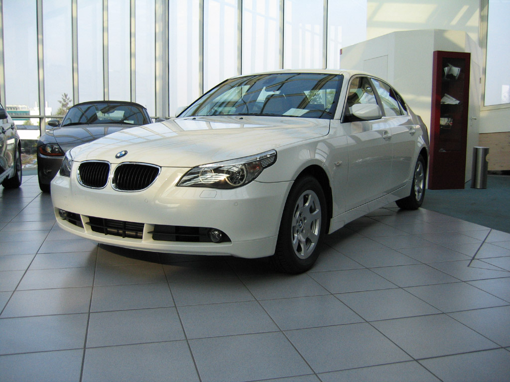 BMW Heaven Specification Database Specifications For BMW I - Bmw 540i 2005