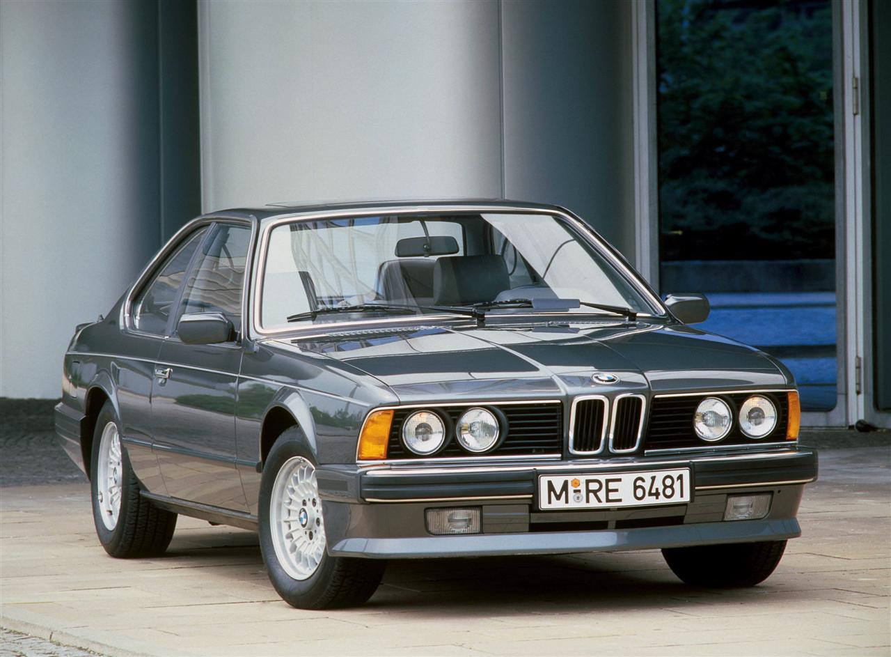 BMW Heaven Specification Database | Specifications for BMW 630CS E24 ...