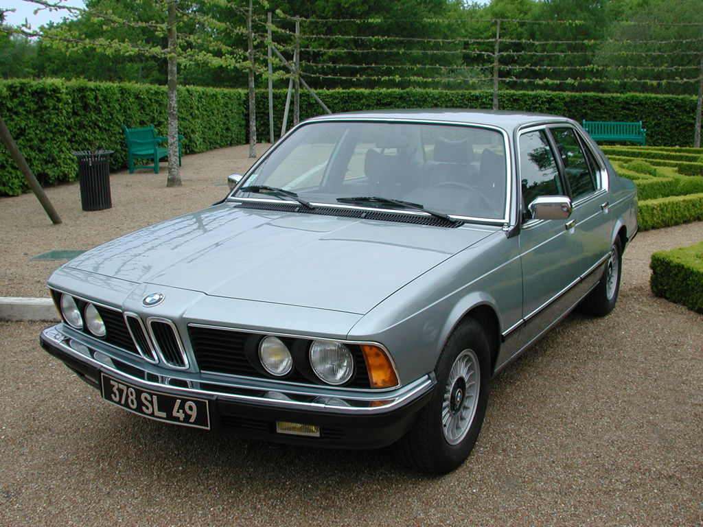 BMW Heaven Specification Database   Specifications for BMW 735i E23 ...
