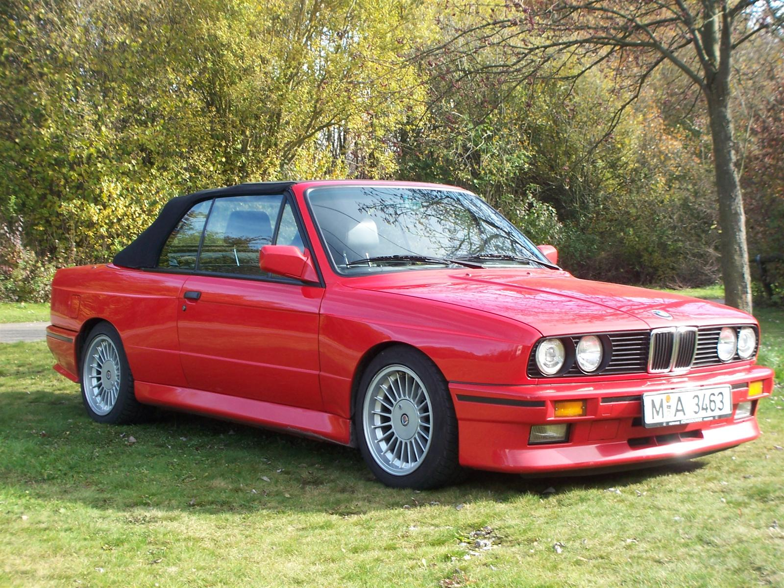 BMW Heaven Specification Database | Specifications for BMW M3 E30 ...