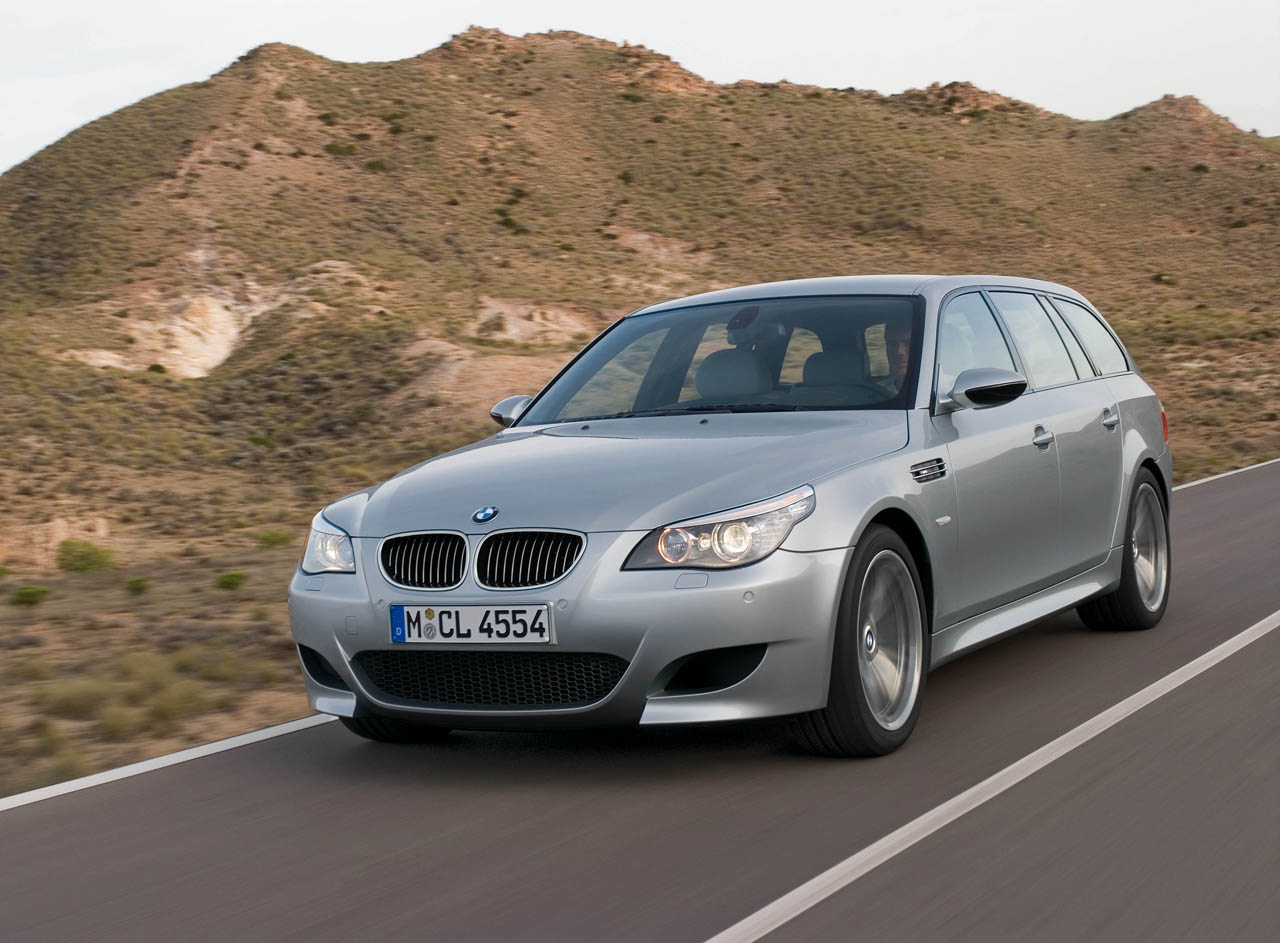 Bmw Heaven Specification Database Specifications For Bmw M5 E61 Smg Lci Touring 2007 2010
