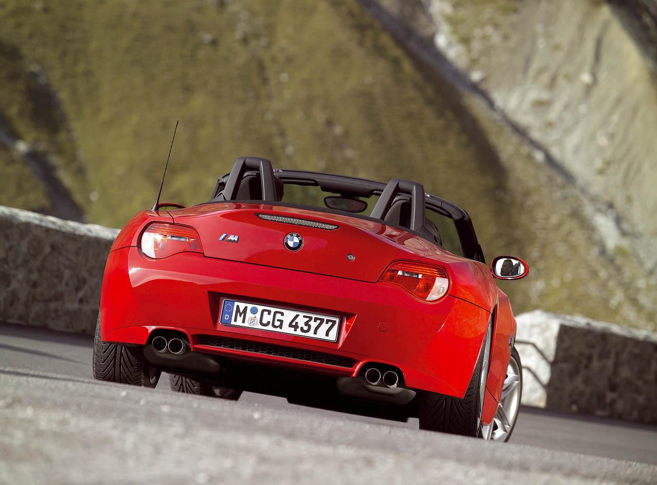 Bmw Heaven Specification Database Specifications For Bmw Z4 M E85 Roadster 2006 2008