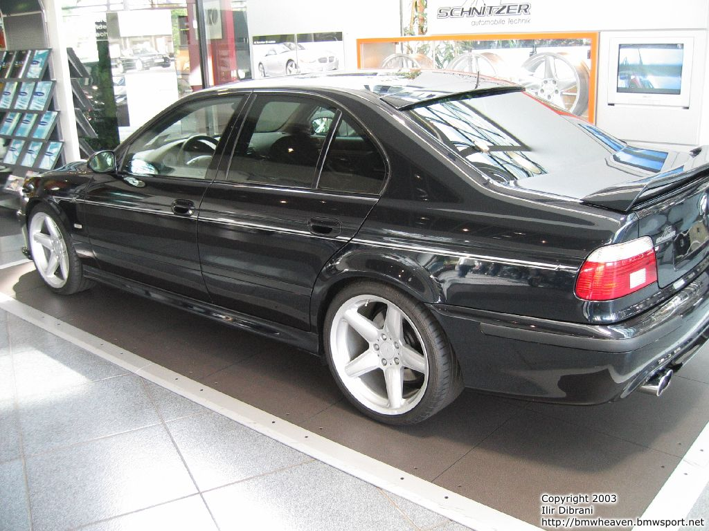 Bmw Heaven Specification Database Specifications For Ac Schnitzer Acs5 V8 E39 1995 2003