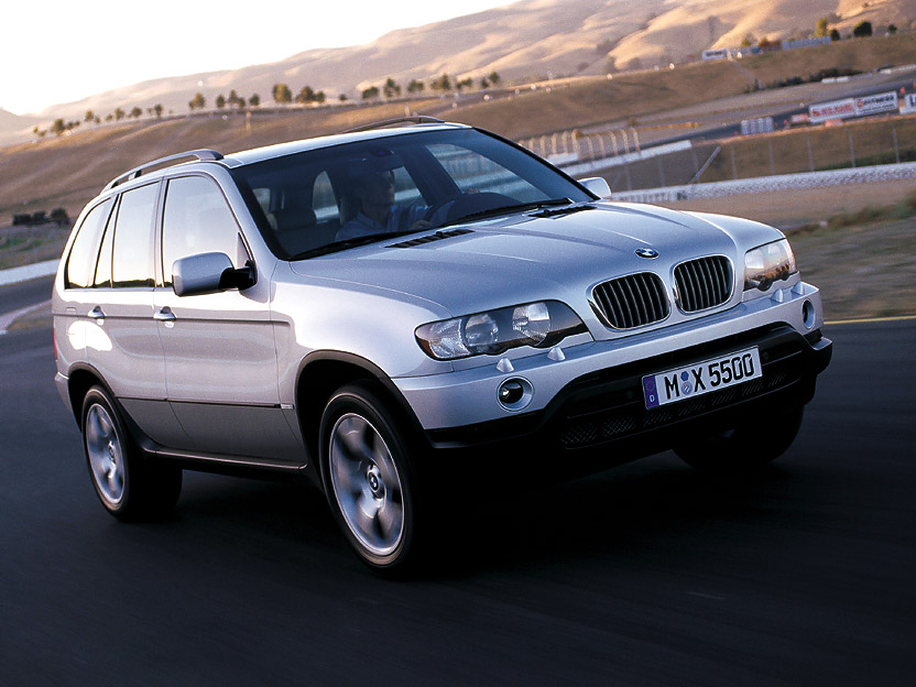 BMW Heaven Specification Database   Specifications for BMW X5 4.6is ...