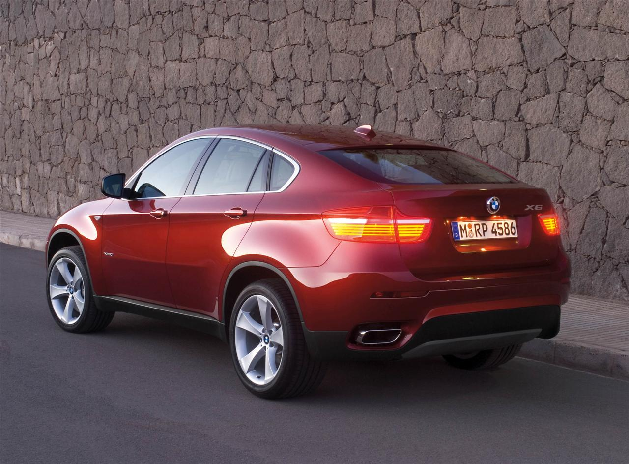 BMW Heaven Specification Database   Specifications for BMW X6 xDrive30d E71 SAV (2007-2010)